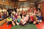Zakończenie specjalistycznego kursu samoobrony dla kobiet