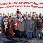 Zimowa Akademia Karate 2010