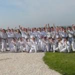 Uczestnicy zgrupowania kadry IKO